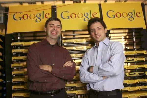 Tỷ phú tuổi Sửu Larry Page và Sergey Brin: Những bộ óc thiên tài tạo nên Google vĩ đại