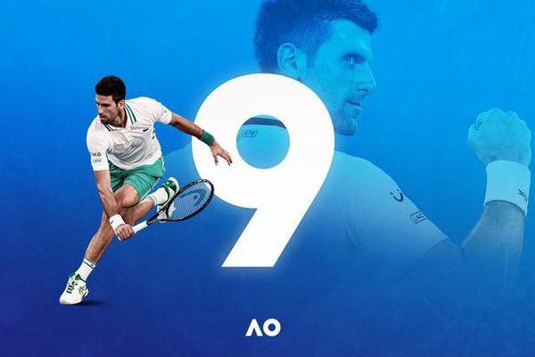 Thắng áp đảo Medvedev, Djokovic lần thứ 9 đăng quang tại Australia mở rộng