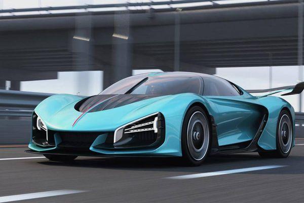 Hồng Kỳ S9 Trung Quốc, siêu xe 33 tỷ đồng cạnh tranh với Ferrari, Lamborghini và Pagani.