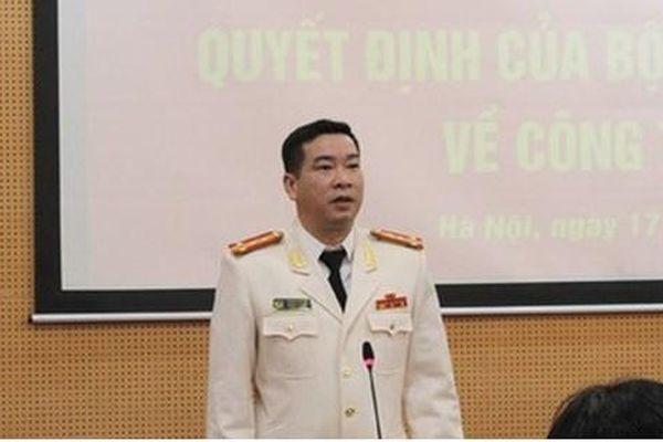 Trưởng phòng Cảnh sát kinh tế (Công an Hà Nội) bị đình chỉ công tác