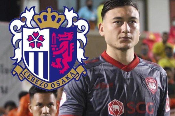 Đặng Văn Lâm được CLB Cerezo Osaka đăng ký thi đấu J-League 2021