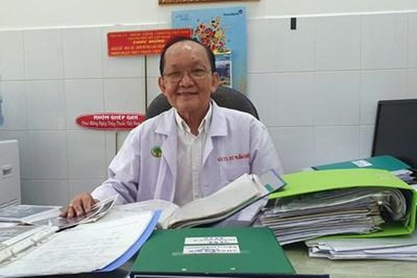 Giáo sư Trần Đông A và những quyết định lịch sử