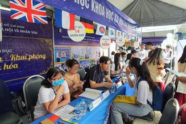 Nhiều trường thành viên ĐHQG TP. HCM công bố chỉ tiêu và phương thức xét tuyển