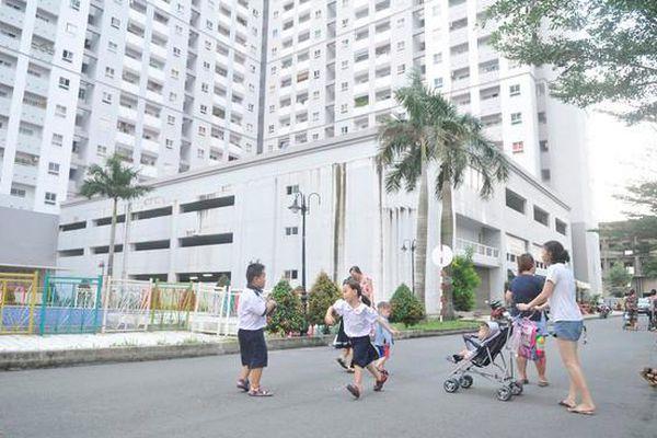'Góc hoạt động' - nét văn hóa mới tại chung cư
