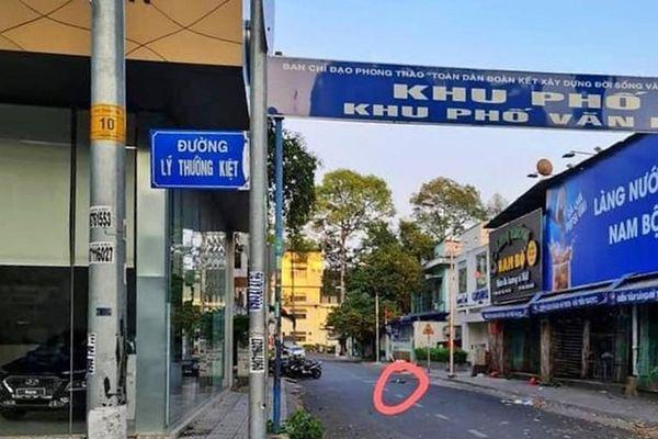 Bàng hoàng vụ tên cướp đâm chết tài xế xe ôm công nghệ Gojek