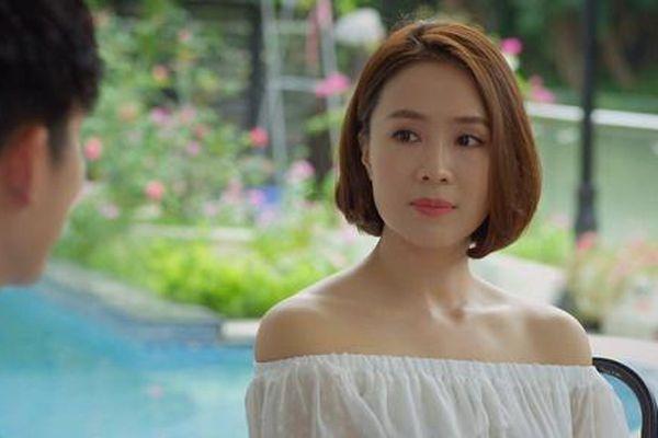Gu thời trang vừa trẻ vừa sang của 'đại tiểu thư Minh Châu' Hồng Diễm trong 'Hướng dương ngược nắng'