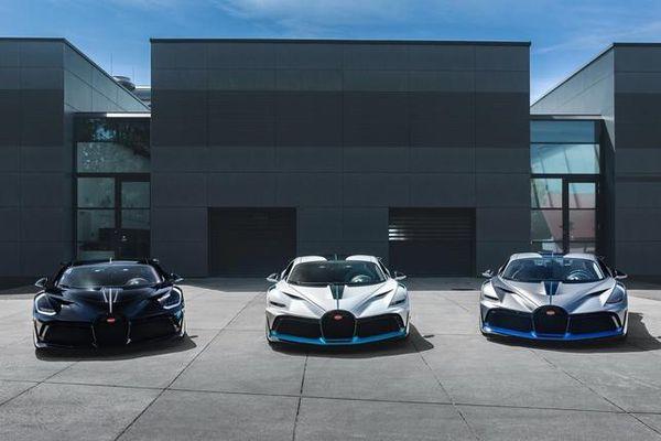 Volkswagen có thể bán Bugatti cho Rimac