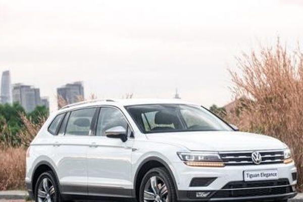 Dính lỗi bu-lông 57 xe Volkswagen Tiguan bị triệu hồi gấp