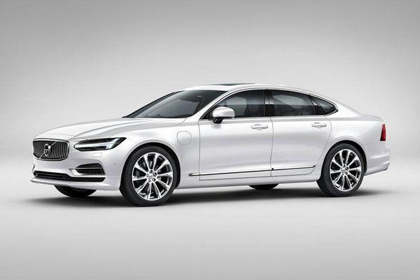 Đánh giá nhanh Volvo S90 2020, đối thủ của Mercedes-Benz E-Class