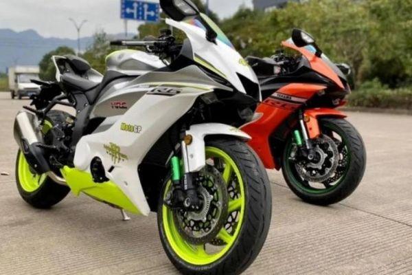 Yamaha R6 2021 ra mắt, giá 94 triệu đồng