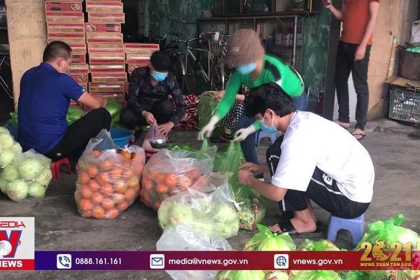 Hải Dương hỗ trợ công nhân lao động vượt qua đại dịch