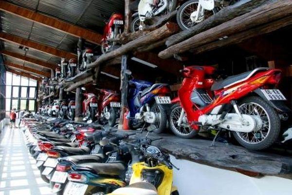 Bộ sưu tập 500 xe máy biển số đẹp 'khủng' nhất miền Tây