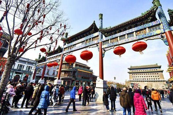 Du lịch nội địa Trung Quốc tăng mạnh trong năm 2021