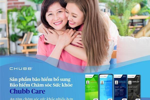 Chubb Life Việt Nam giới thiệu Bảo hiểm Chăm sóc Sức khỏe – Chubb Care