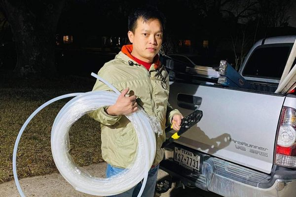 Người Việt ở Texas hậu bão tuyết: 'Ai cần thì tôi giúp'