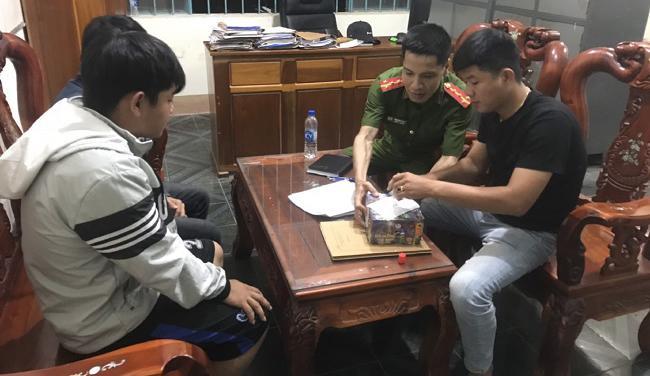 Tấn công trấn áp tội phạm ở huyện vùng xa