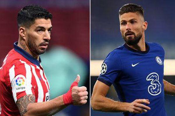 Trực tiếp Atletico vs Chelsea: Trận chiến khó lường