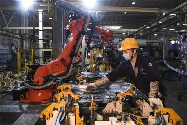 OECD: Năm 2020, kinh tế Trung Quốc tăng trưởng cao nhất trong số các nền kinh tế lớn