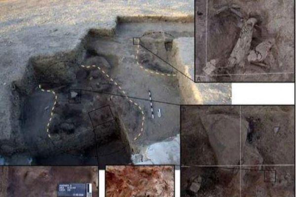 Bí ẩn mộ cổ người đàn bà 20.000 tuổi nằm trong lều thợ săn