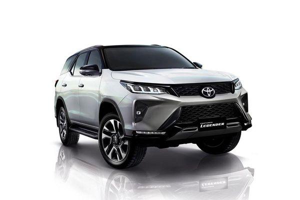 Clip: Đánh giá Toyota Fortuner Legender phiên bản 2.4 AT 4x2