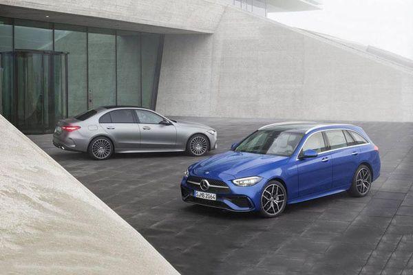 Mercedes-Benz C-Class 2022 trình làng: Thêm phiên bản, tăng trang bị, 'đe nẹt' Audi A4, BMW 3-Series