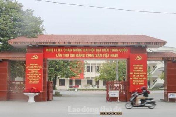 Huyện Sóc Sơn tiếp nhận hồ sơ ứng cử đại biểu Hội đồng nhân dân trong 21 ngày