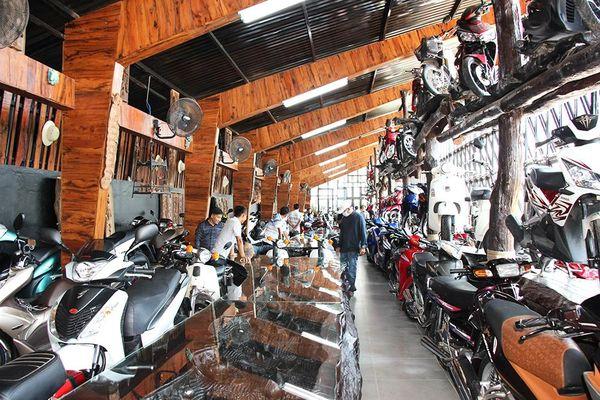Bộ sưu tập hơn xe 500 chiếc xe máy biển kiểm soát số đẹp lớn nhất Việt Nam
