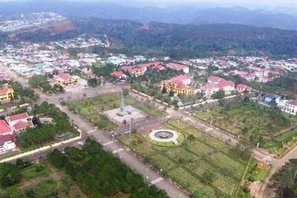 Kon Tum: Điều chỉnh cục bộ Đồ án Quy hoạch phân khu thị trấn Măng Đen