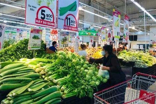 GO! / Big C dự kiến tiêu thụ khoảng 70 tấn nông sản của Hải Dương
