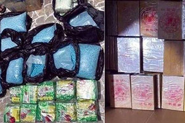 Liên tiếp triệt phá 3 vụ án, thu giữ 217kg ma túy