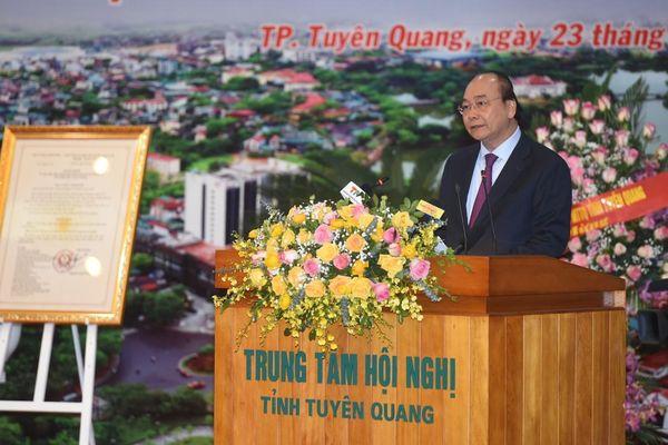 'Tuyên Quang phải là cứ điểm quan trọng của ngành gỗ Việt Nam'