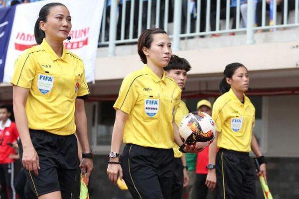 FIFA cân nhắc chọn hai đại diện Việt Nam điều hành trận đấu tại giải bóng đá nữ thế giới 2023
