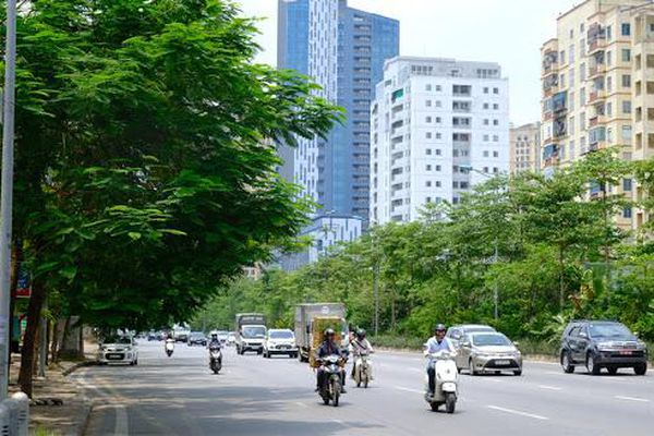 Chất lượng không khí ở Hà Nội cải thiện đáng kể