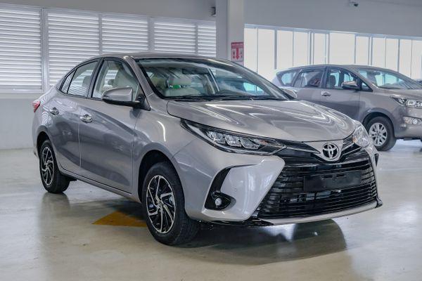 Toyota liệu có gặp khó khi tăng giá bán Vios 2021?