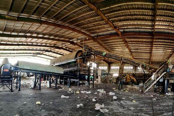 Rác thải đô thị Đà Lạt đã được xử lý tập trung tại nhà máy
