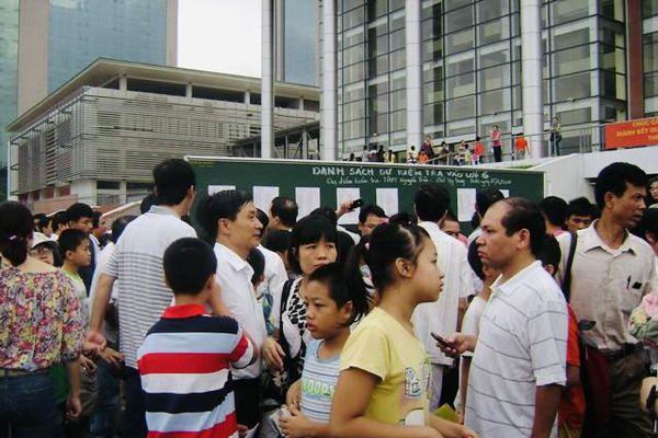 Tuyển sinh lớp 6 trường 'hot' ở Hà Nội:Tổ chức xét tuyển, đánh giá năng lực