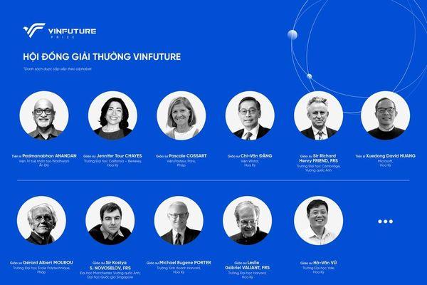 PGS, TS Trần Đình Thiên: 'VinFuture là lời khẳng định của khí phách Việt với toàn cầu'