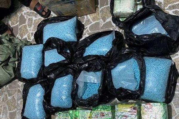 Mật phục bắt 217 kg ma túy trong 4 ngày