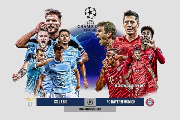 Trực tiếp Lazio vs Bayern Munich: ĐKVĐ ra oai