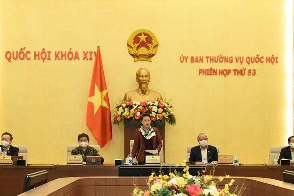 Chủ tịch Quốc hội Nguyễn Thị Kim Ngân: Đây là nhiệm kỳ Chính phủ rất thành công