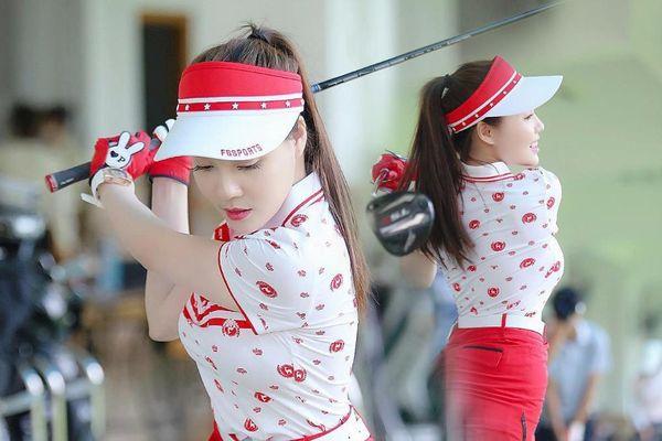 Âu Hà My đăng ảnh chơi golf xinh rạng ngời, bất ngờ hé lộ về mối quan hệ hiện tại với chồng cũ Trọng Hưng