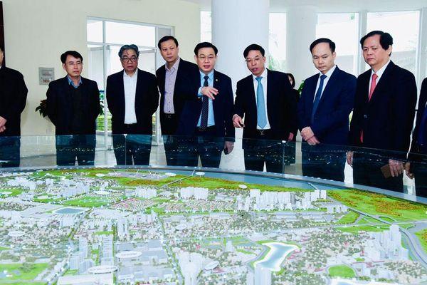 Quận Long Biên cần hình thành một trung tâm mua sắm cấp vùng