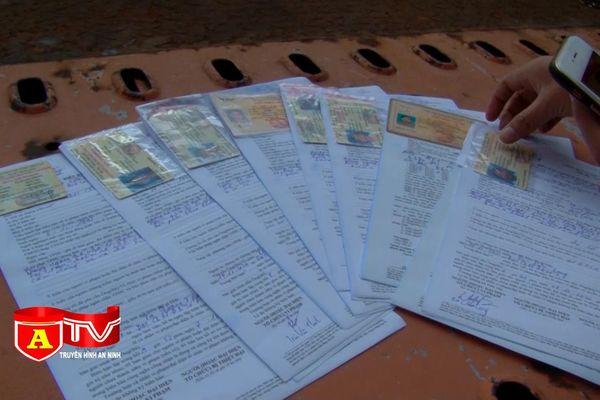 Hiệu quả rõ rệt khi triển khai dán phạt nguội tại Hà Nội