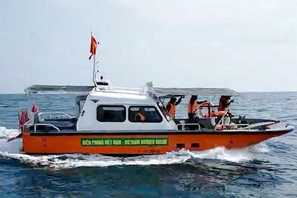 Ngư dân mất tích khi đang đánh bắt trên biển