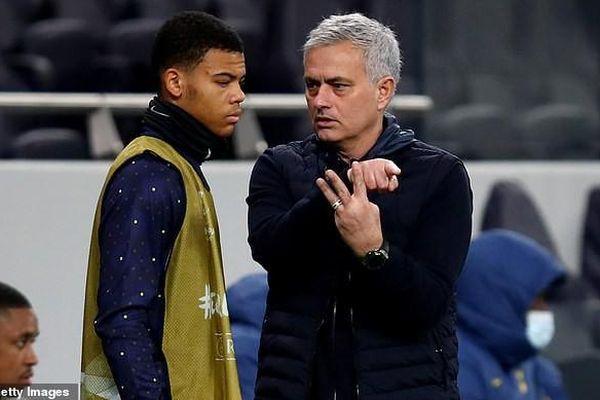 Viên kim cương của Jose Mourinho