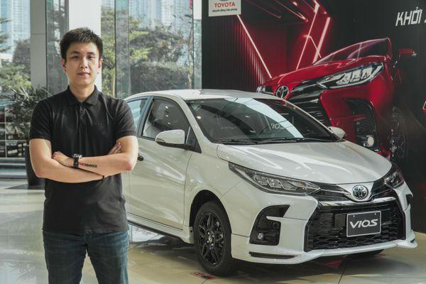 Đánh giá nhanh Toyota Vios GR-S - xe có giá cao nhất nhóm sedan hạng B