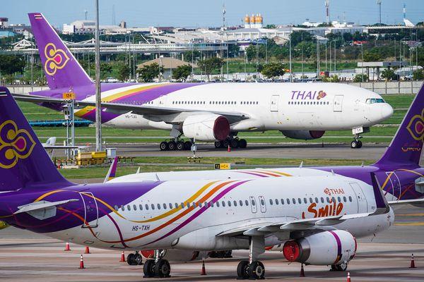 Thai Airways lỗ kỷ lục, bị xem xét hủy niêm yết
