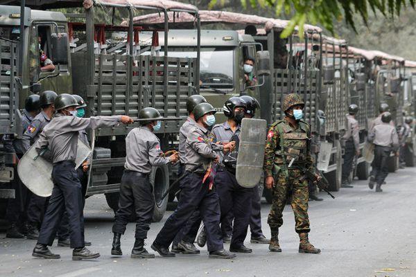 BNG đề nghị Myanmar bảo vệ doanh nghiệp Việt giữa biểu tình