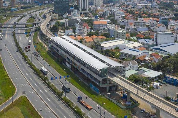 Thành phố Hồ Chí Minh vươn tầm cao mới