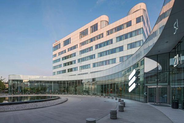 Ericsson dẫn đầu trong 'Cơ sở hạ tầng mạng 5G'